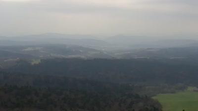 Kamera na żywo - Widok na Bieszczady