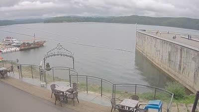 Kamera na żywo - Port Solina - Zapora