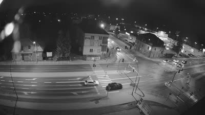 Kamera na żywo - Sanok ul. Staszica